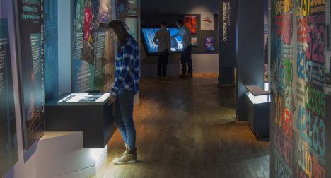 Norges Olympiske Museum på Lillehammer har en digital avis man kan fordype seg i og lese om omtale forut de to vinterlekene Norge har vært vertsnasjon for.