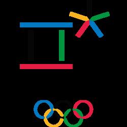 OL-logo for vinter-OL i Sør-Korea